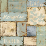 Inspirational Patchwork IV Posters