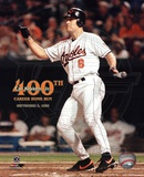 Cal Ripken, Jr. - 400th Career Home Run Photo