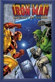 Iron Man: Legacy Of Doom 1 Cover: Iron Man and Dr. Doom Posters by Lim Ron