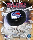 New York Rangers 2005 - Logo / Puck Photo