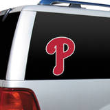 MLB Philadelphia Phillies Diecut Window Film Novelty