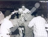 Bobby Thomson - 1951 Home Run Celebration (on shoulders) Photo