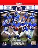 New York Giants 2012 Team Composite Photo
