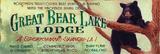 Great Bear Lake Prints