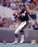 Jim McMahon - Passing Action Photo