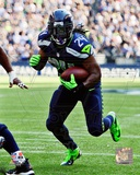Marshawn Lynch 2012 Action Photo