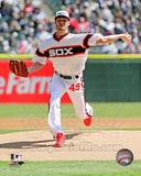 Chris Sale 2013 Action Photo