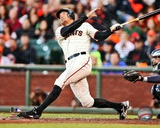 Hunter Pence 2012 Action Photographie