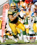 Reggie White - Action Photographie