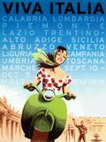 Viva Italia Poster