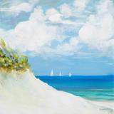Seaside I Prints by Dan Meneely