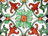 Spanish Tiles II Print by Jairo Rodriguez
