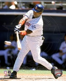Tony Gwynn - 1999 Batting Action Photo