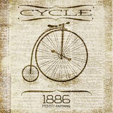 CYCLE 1886 Poster