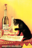 Absinthe Bourgeois Affiches