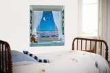 Sweet Dreams Window Huge Mural Art Print Poster Wall Mural
