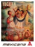 Yucatan Poster