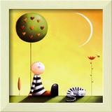 Dreaming Pósters por Jo Parry