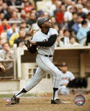 Willie McCovey - Batting Action Photo