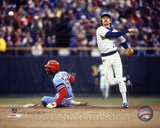Robin Yount 1982 Action Photo