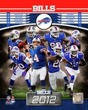 Buffalo Bills 2012 Team Composite Photo