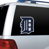 MLB Detroit Tigers Diecut Window Film Novelty