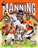 Peyton Manning 2012 Portrait Plus Photo