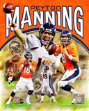 Peyton Manning 2012 Portrait Plus Photo