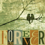 Forever Posters by Stella Bradley