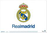 Desk Mat Real Madrid Skrivebordsunderlag