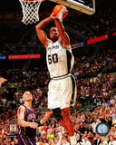 NBA David Robinson Game 2 of the 2003 NBA Finals Action Photo