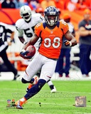Demaryius Thomas 2012 Action Photo