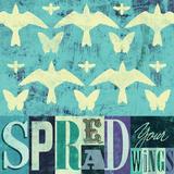 Spread Your Wings Prints by Stella Bradley