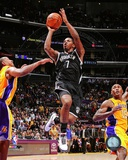 Joe Johnson 2012-13 Action Photographie