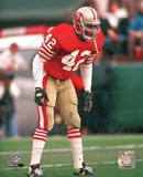 Ronnie Lott Action Photographie
