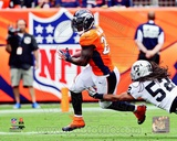Willis McGahee 2012 Action Photo