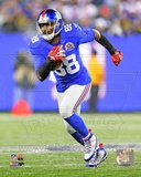 Hakeem Nicks 2012 Action Photo