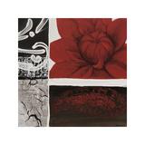 Flora II Giclee Print by Jasmin Zara Copley