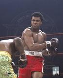 Muhammad Ali Vs. Joe Frazier 1971 NY MSG The fight of the Century (18) Photo