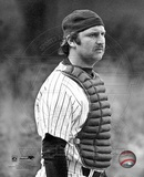 Thurman Munson - 1978 Catching Action Photographie