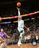 Rajon Rondo Game Five of the 2009-10 NBA Finals Action (14) Photo