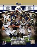 St. Louis Rams 2012 Team Composite Photo
