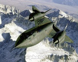 SR-71A Blackbird 1995 Photo