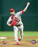 Jaime Garcia 2013 Action Photo