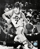 NBA Pete Maravich - Court action Photo