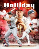 Matt Holliday 2011 Portrait Plus Photo