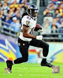 Torrey Smith 2012 Action Photo