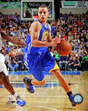 Stephen Curry 2012-13 Action Photographie