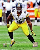 LaMarr Woodley 2012 Action Photo