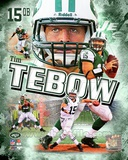 Tim Tebow 2012 Portrait Plus Photo